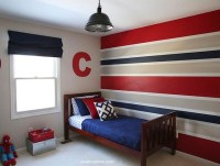 Wall & Painting : Painting Horizontal Stripes on Wall ...