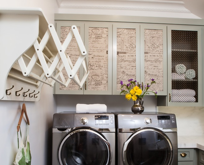 Wall Mounted Drying Racks For Laundry Room Ideas