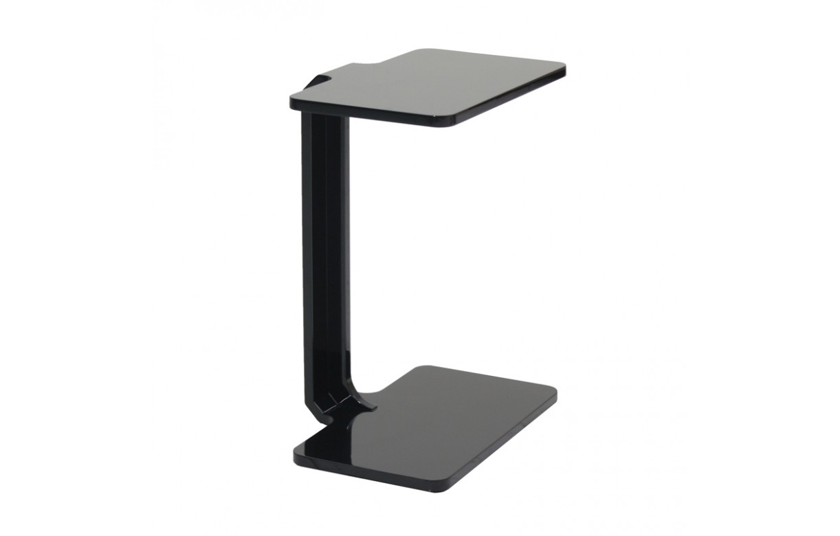 Meuble D Appoint Design Table D 39appoint Chevet Design Bois Ou Laqué Brillant