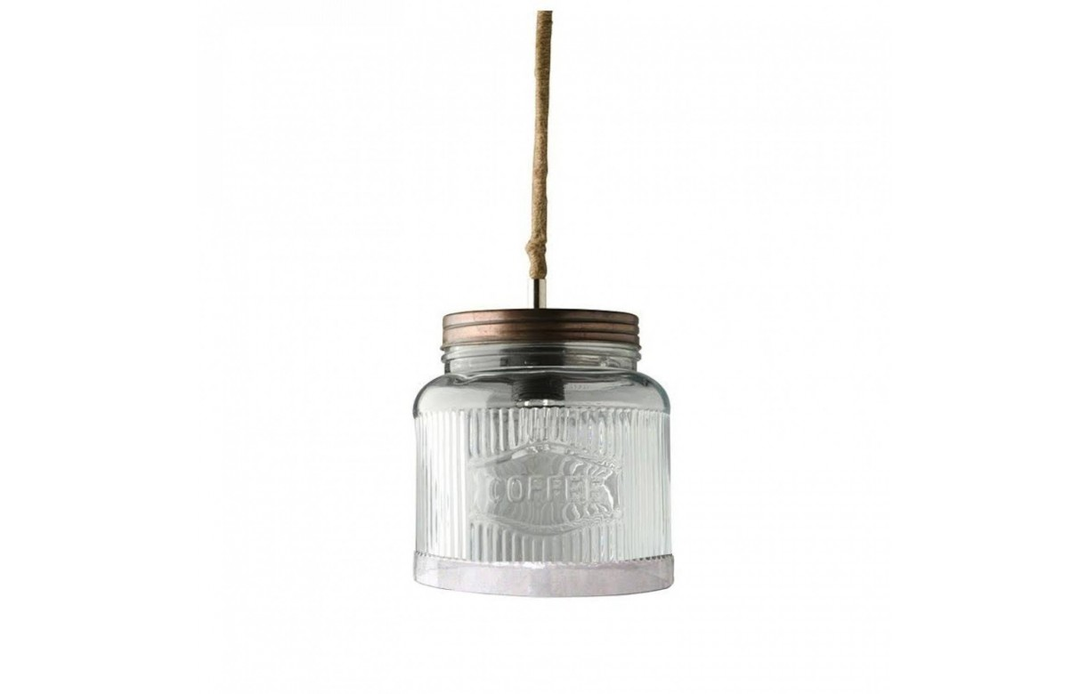 Suspension Design En Verre Suspension Design Pot En Verre Coffee
