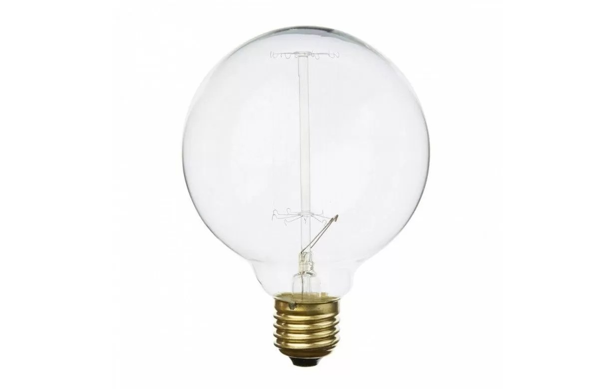 Ampoule Décorative Filament Ampoule Décorative Filament Ronde 8cm Design E27