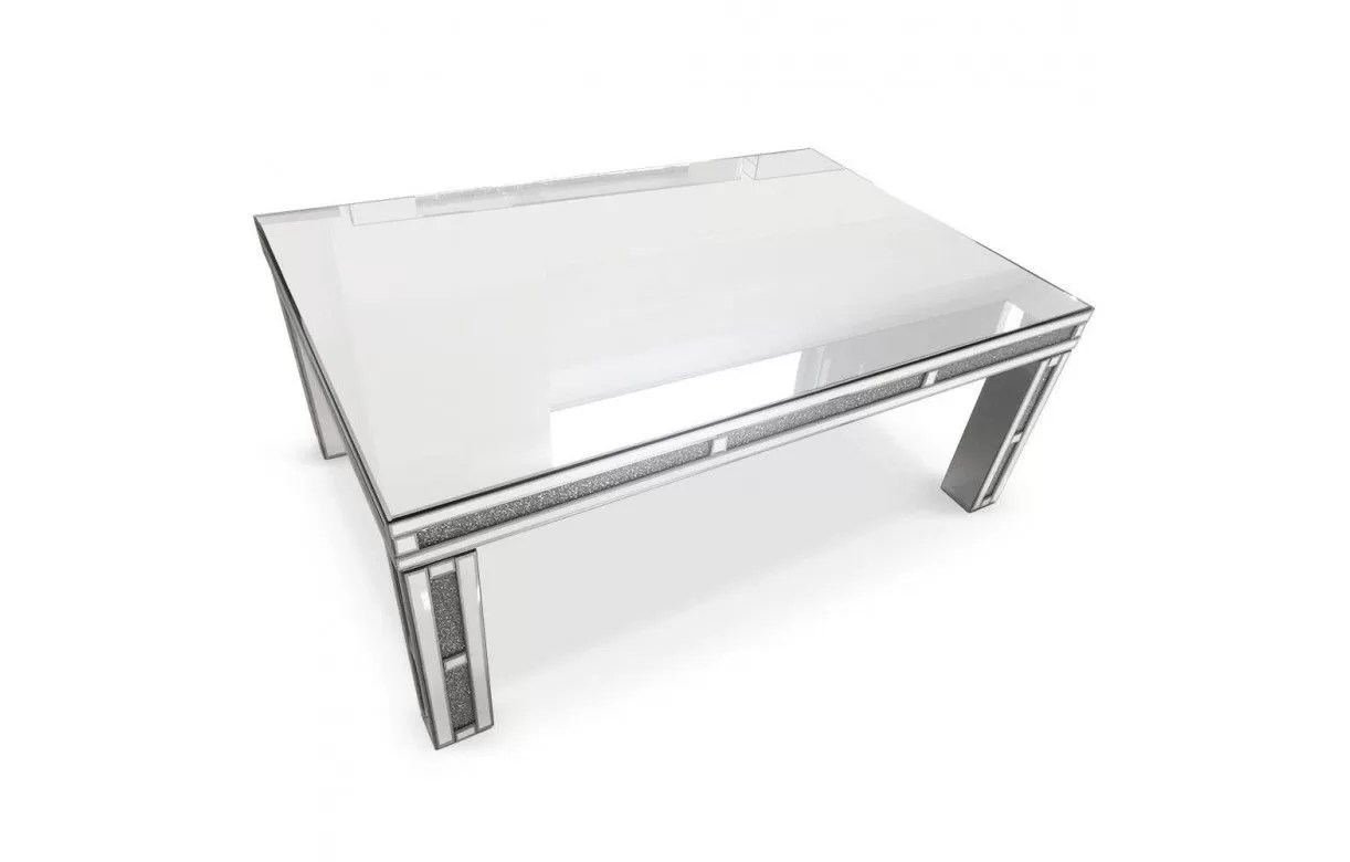 Grande Table Salon Grande Table Basse Design Avec Plateau En Verre