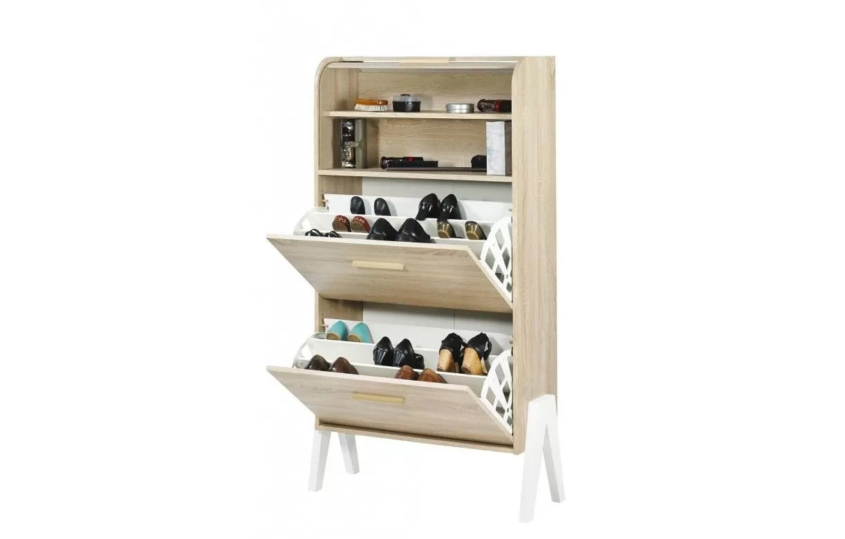 Meuble Rond Meuble Chaussure Rond Range Chaussures Shoe Nest Manta