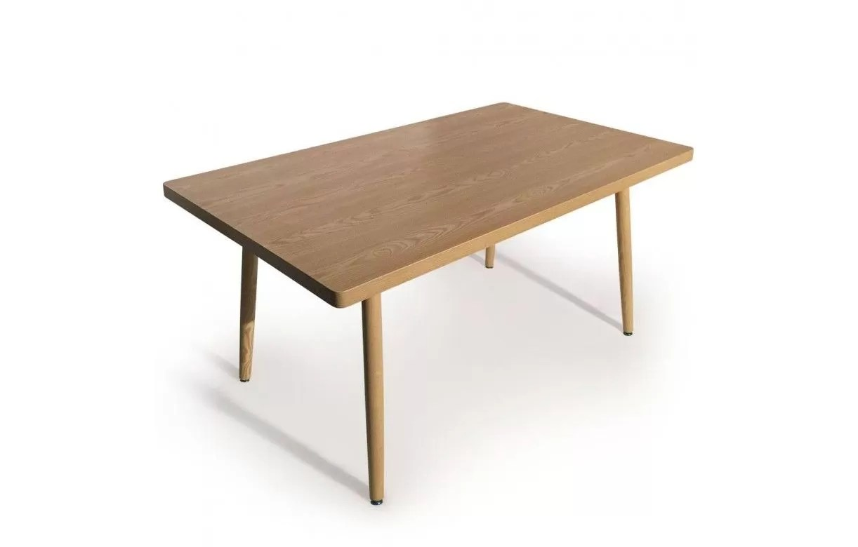 Table Blanche Rectangulaire Table Rectangulaire Pas Cher Design Scandinave