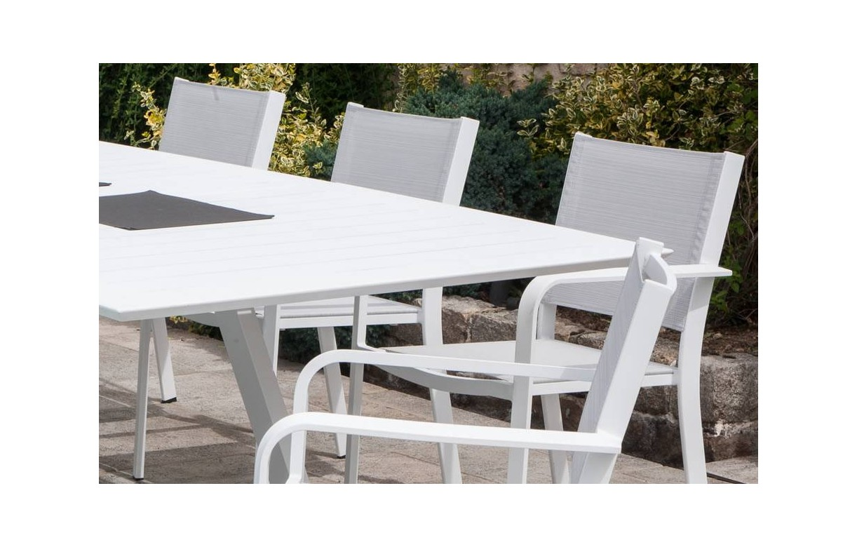 Salon De Jardin 8 Places Aluminium | Salon De Jardin 12 Places ...