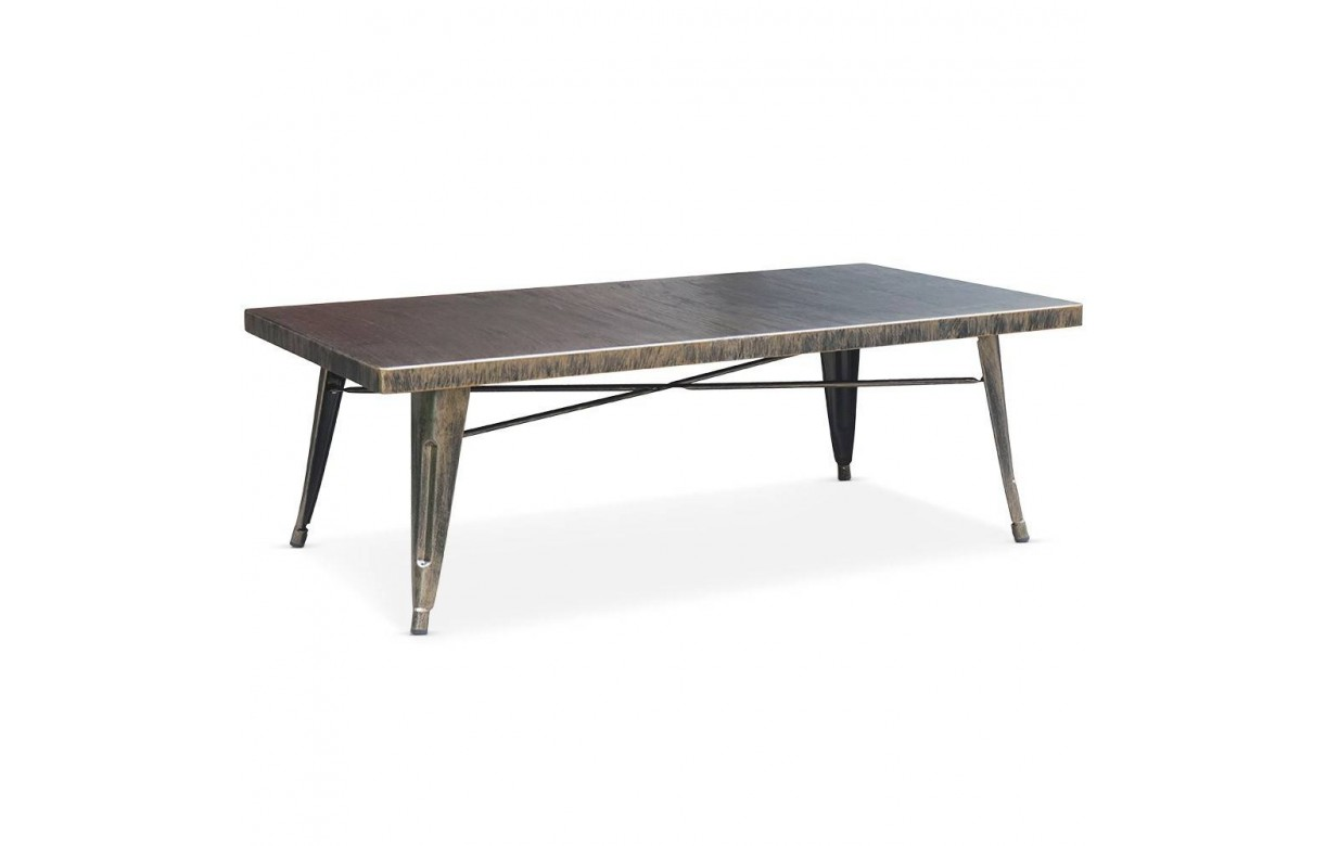 Store D'exterieur Pas Cher Table Metal Exterieur Table Metal Exterieur Maison Design