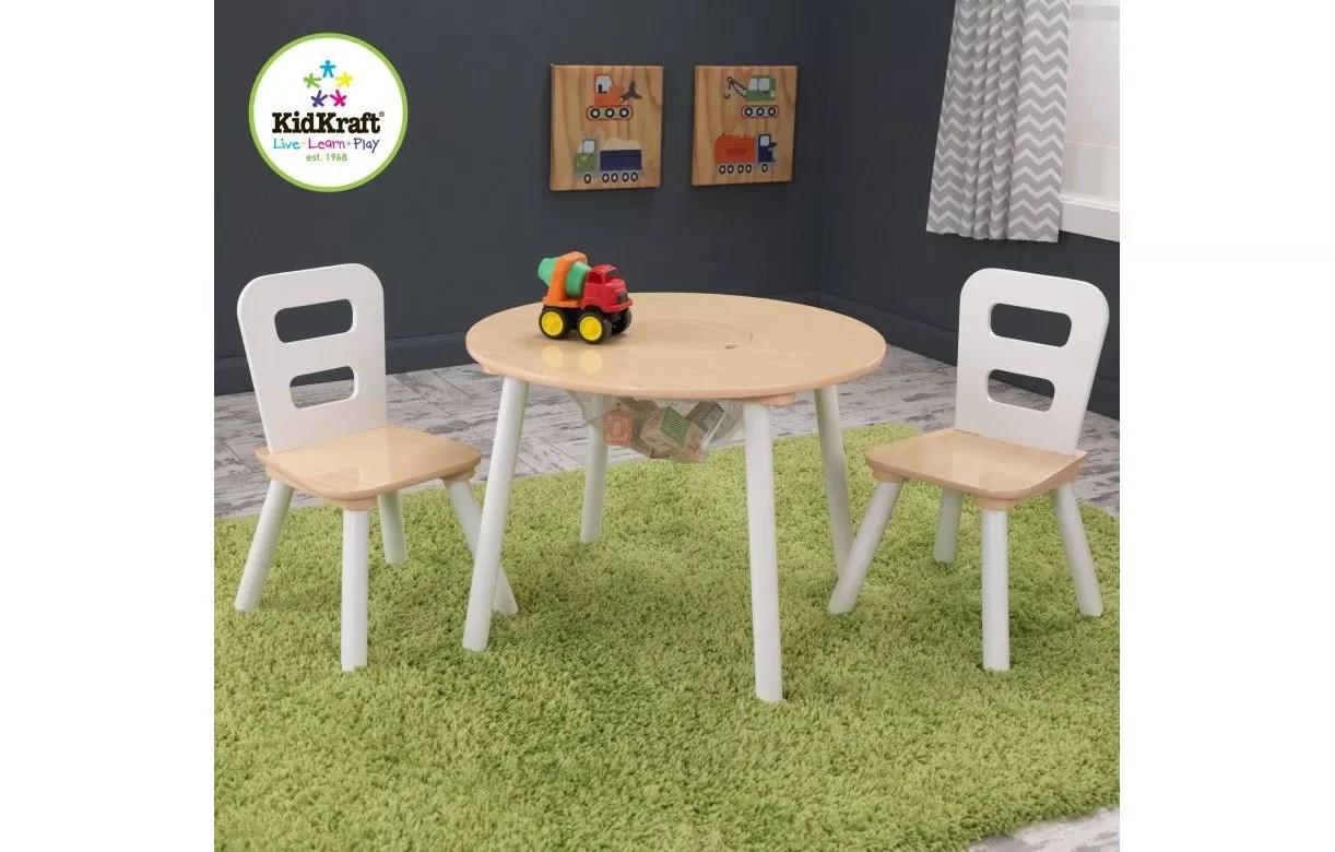 Table Jardin Bois Enfant | Table Pique Nique Enfant Oviala