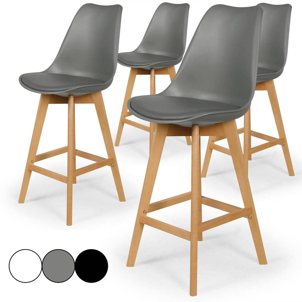 Table Bar Tabourets Pas Cher Chaise De Bar Scandinave Mateo Bain Bar Design And Tables Chaise