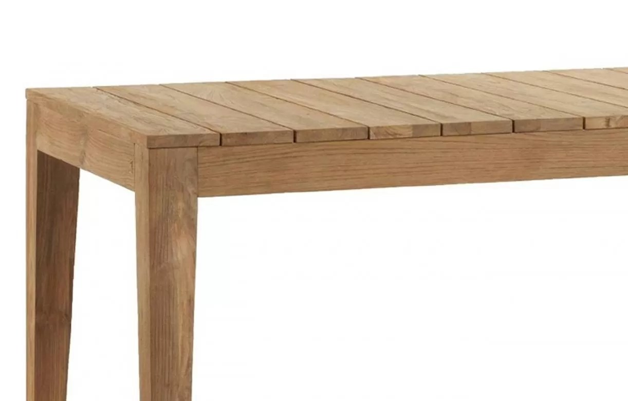 Table En Bois Exterieur Table Bois Exterieur Great Chaise Jardin Bois With Table
