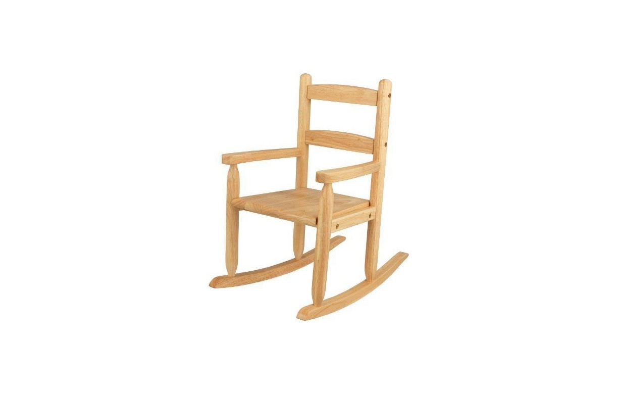 Chaise Rocking Chair Chaise à Bascule Rocking Chair Pour Enfant En Bois