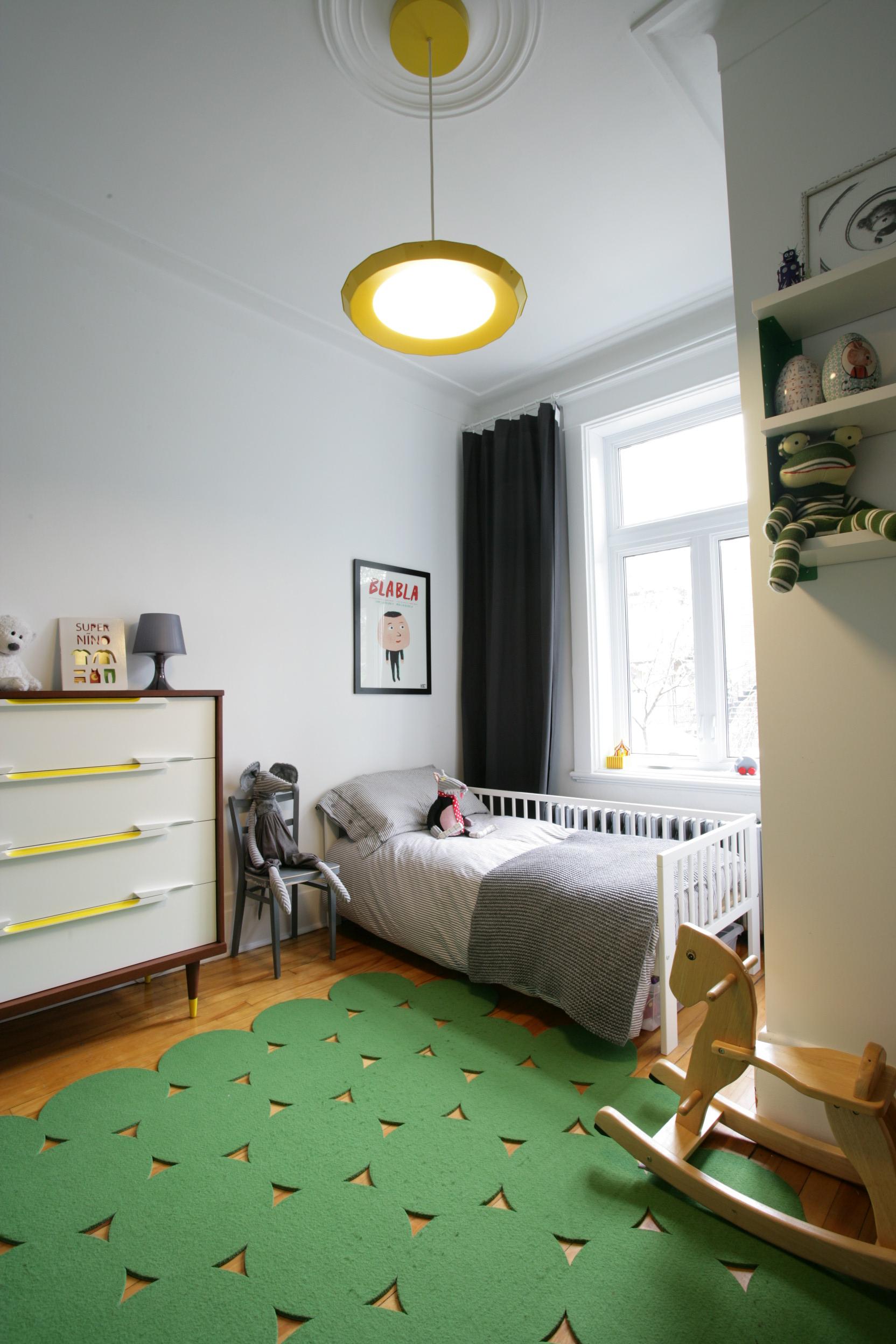 Chambre Garcon Vert | Chambre Verte Bebe Avec Deco Chambre Verte ...