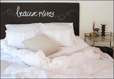 Id es de t tes de lit originales pr tes poser d conome - Tetes de lit originales ...