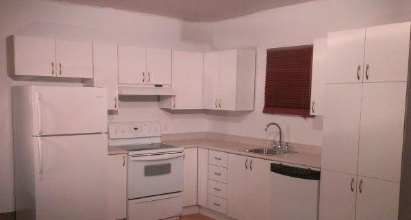 Transformer facilement des armoires de cuisine en m lamine for Combien coute la pose d une cuisine ikea