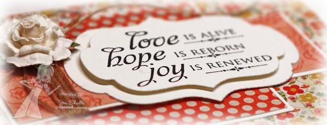 Joy is Renewed by Jen Shults