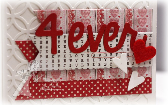 4ever by Jen Shults for Taylored Expressions