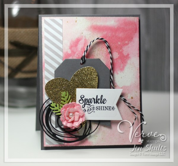 Sparkle and Shine by Jen Shults