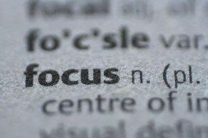 focus and distraction