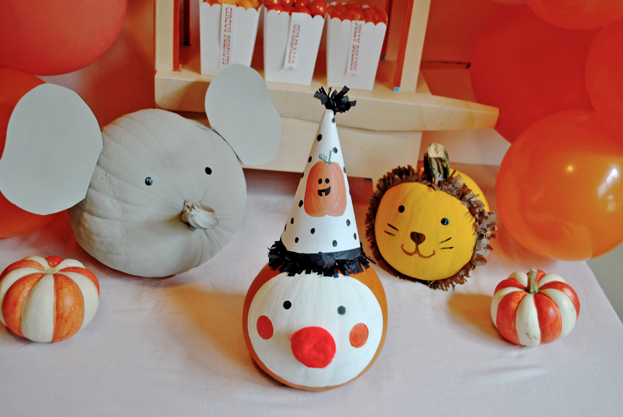 Ideas Para Decorar Halloween Decoración De Calabazas De Halloween Fácil Decopeques