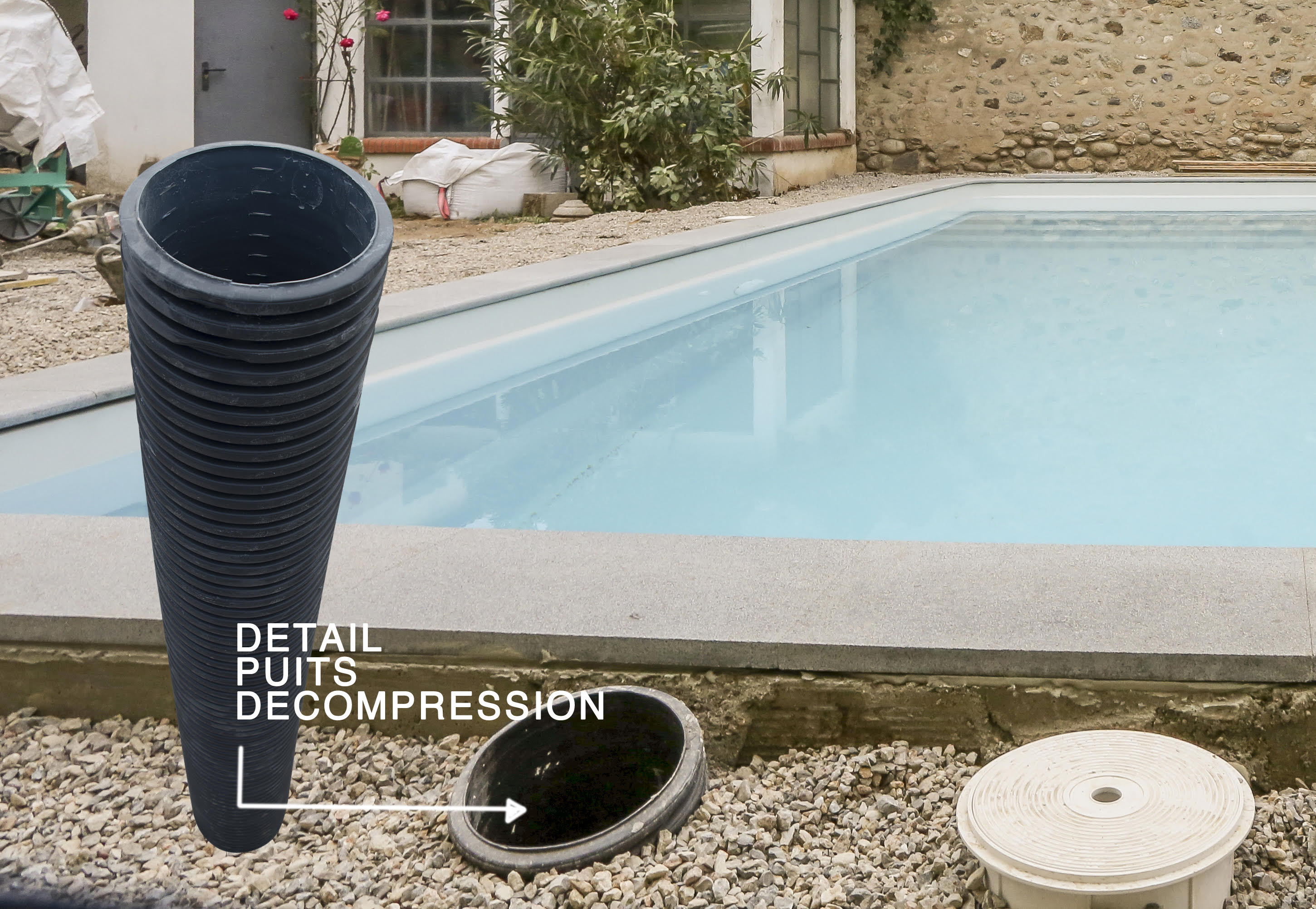 Installer Piscine Est Il Obligatoire D 39installer Un Puits De Décompression