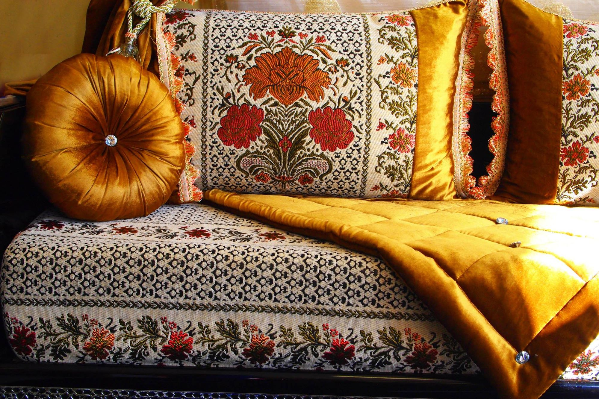 Housse Salon Marocain | Les Salon Marocain Moderne 2017