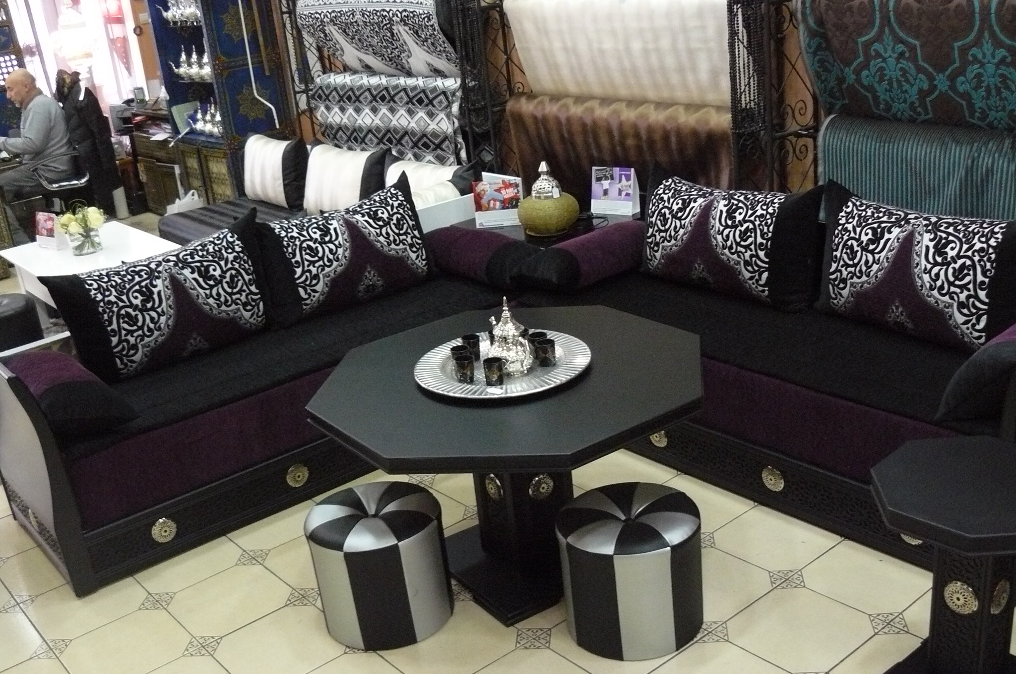 Modele Salon Video Salon Marocain Catalogue Modèles 2016 Décor