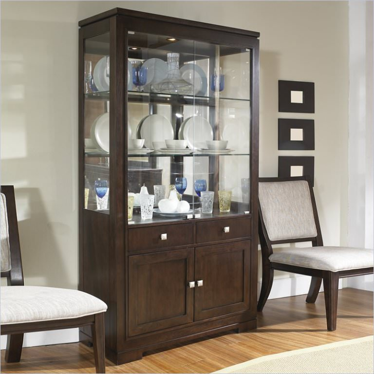 Contemporary Curio Cabinets Modern Contemporary Curio Cabinets — Decor Roni Young