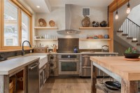 22 Appealing Rustic Modern Kitchen Design Ideas - Decor10 Blog