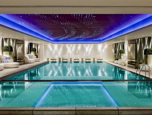 Build Indoor Pool 50 Fantastic Swimming Pools Decor10 Blog - Indoor Schwimmbad