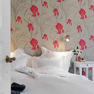 Bright Colors Wallpaper 3d Bright Bedroom Wall Decoration With Modern Wallpaper