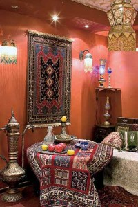 Moroccan Furniture, Decorating Fabrics and Materials for ...