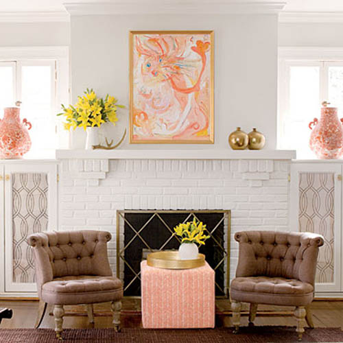 Living Room Furniture Covers Beautiful Fireplaces, 15 Ideas For Interior Decorating