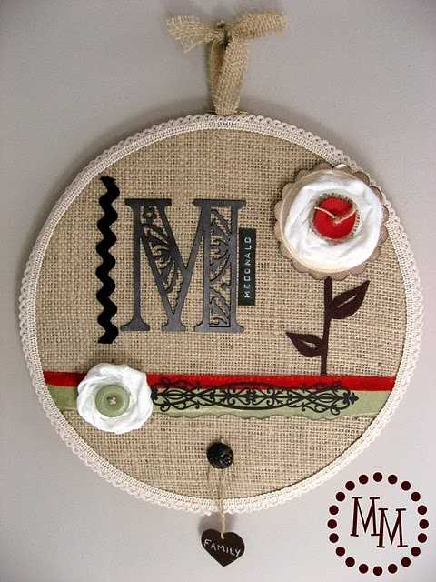 Modern Room Designs Creative Ways To Make Home Decorations With Embroidery Hoops