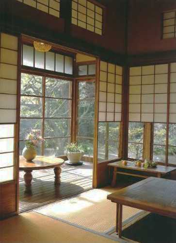 Wall Paint Style Asian Interior Decorating In Japanese Style