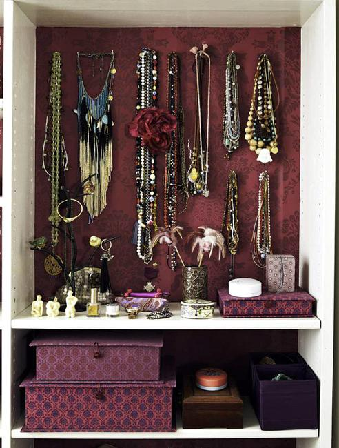 Black And Orange Wallpaper 10 Inspiring Dressing Room Decorating Ideas In Vintage Style
