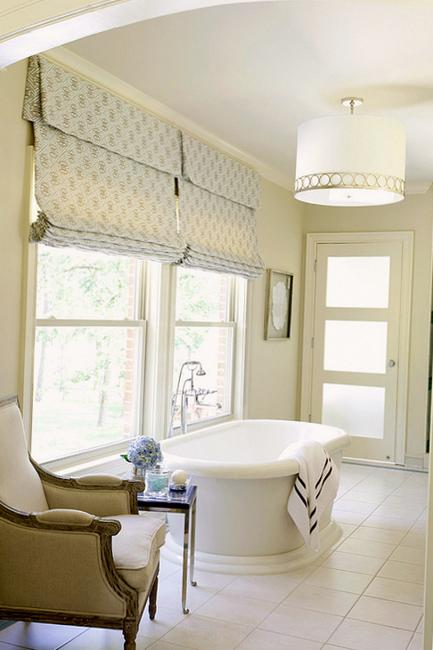Small Kitchen Roman Shades For Modern Kitchens And Bathroom Decorating