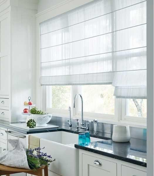 Vorhänge Küche Landhaus 20 Beautiful Window Treatment Ideas For Kitchen And