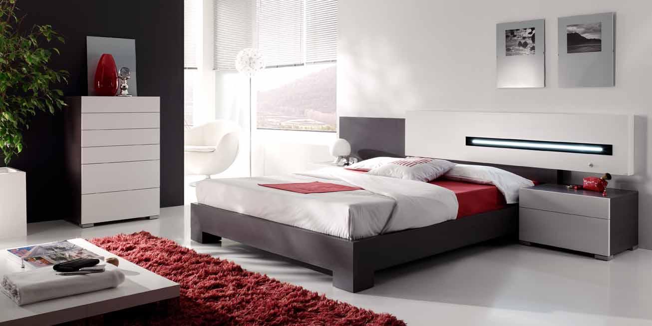 Dormitorios Pequeños Modernos Para Adultos | Decorar Salon Grande ...