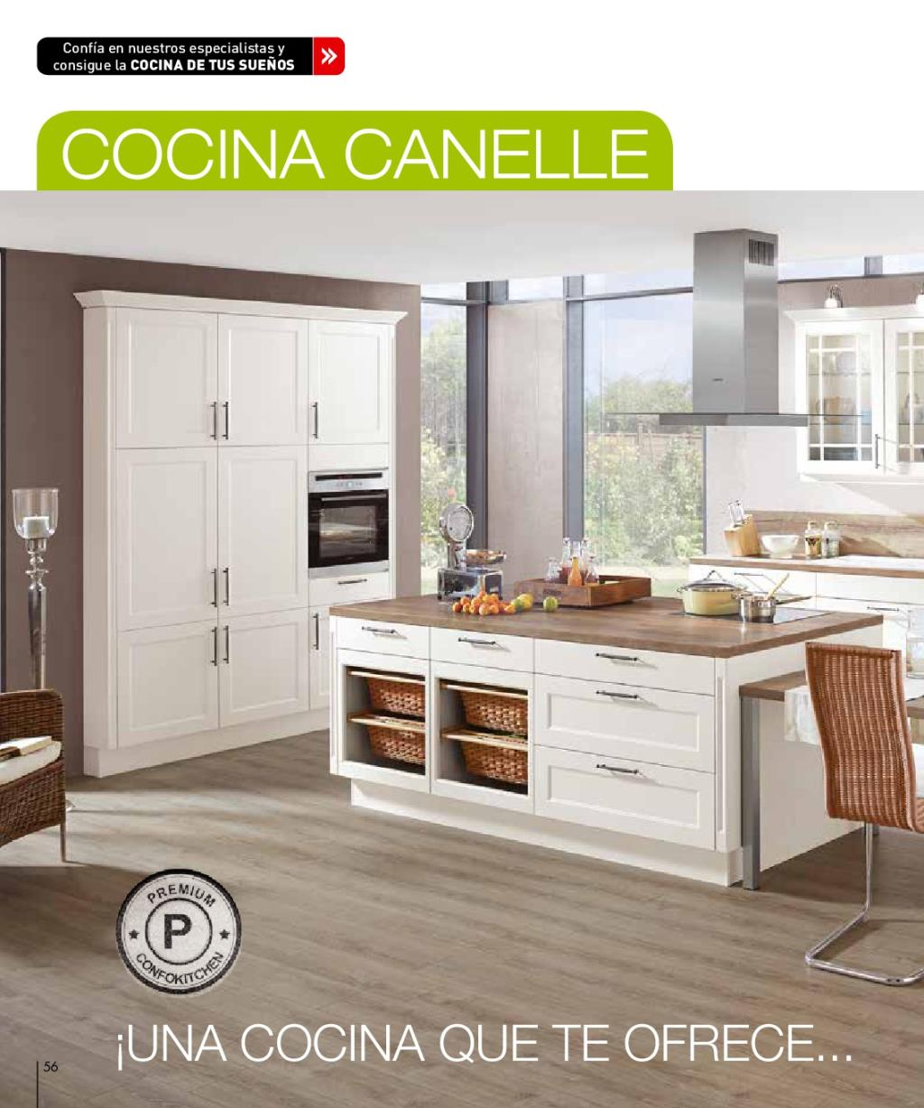 Catalogo De Cocinas Conforama Decorablog - Revista De Decoración