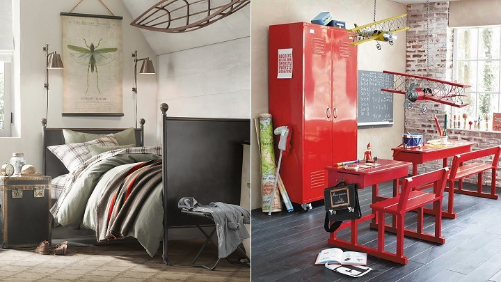 Muebles Estilo Industrial Vintage Decorablog - Revista De Decoración