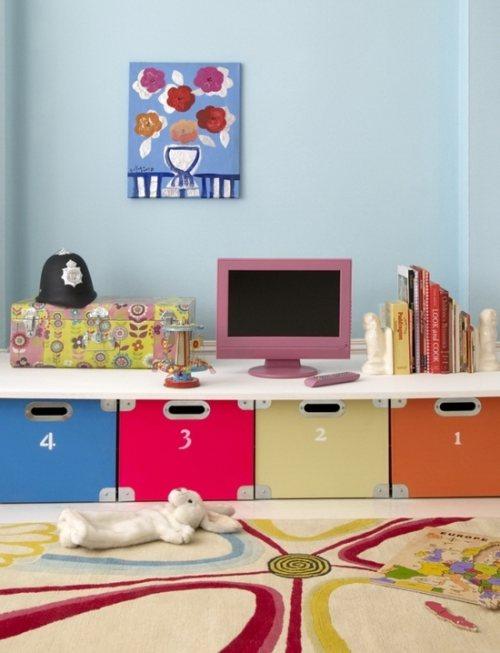cómo ordenar dormitorios de niños
