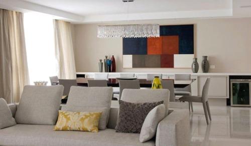 complementos e iluminación comedor y salón