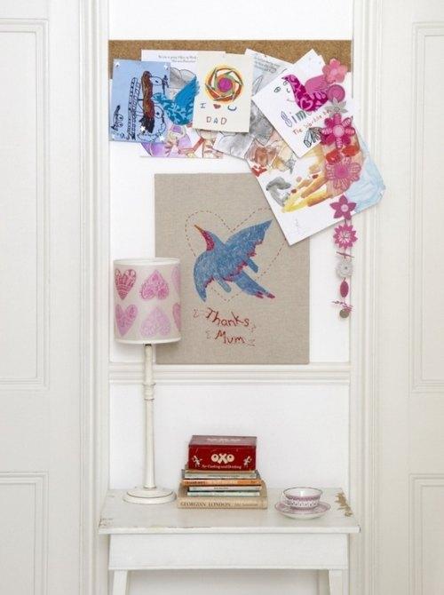 detalles para decorar habitaciones de niños
