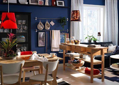 Ideas para Decorar el Comedor y la Cocina - Catálogo Ikea 2010