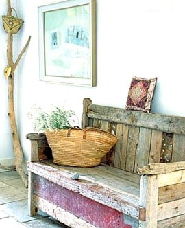 muebles-rusticos-decorar-recibidor