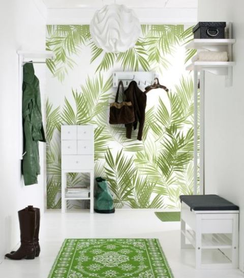 recibidor-moderno-fresco-blanco-verde