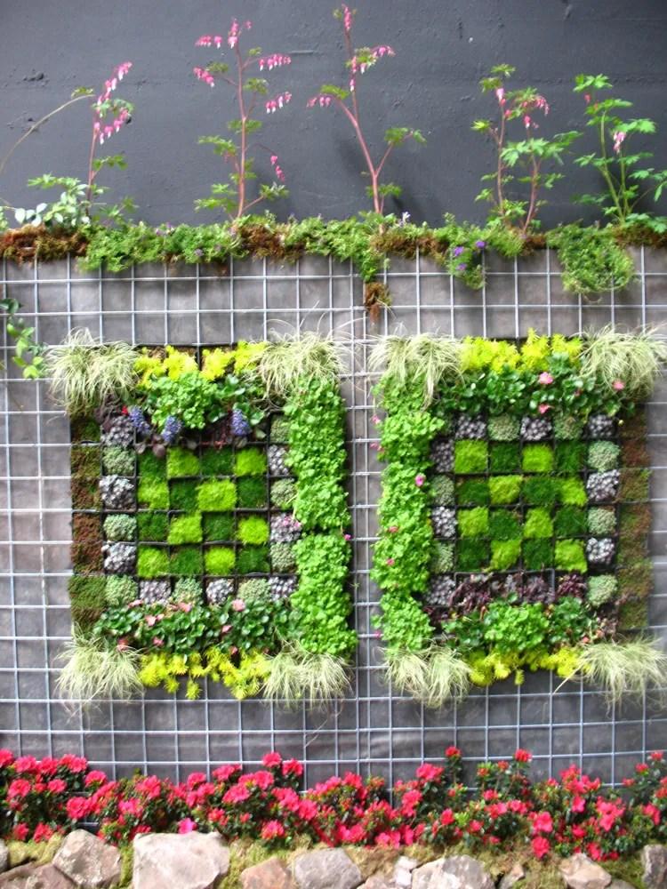 jardin vertical casero jardines verticales caseros aprende a dise arlos y mantenerlos originales ideas 20 originales ideas de jardines verticales caseros - Jardin Vertical Casero