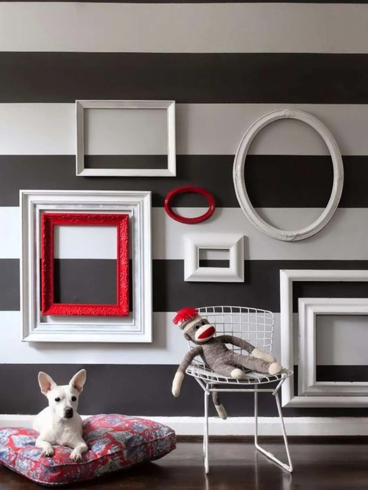 Como Decorar Una Pared Con Fotos 10 Ideas Originales Para Decorar Paredes Sin Cuadros