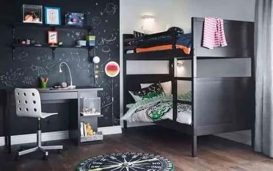 10 colores para habitaciones juveniles para adolescentes - Decoracion De Recamaras Para Jovenes Hombres