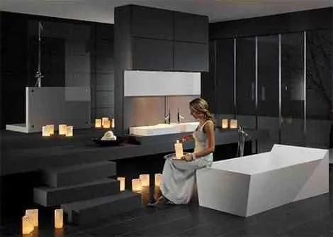 Love it! Dream Home Pinterest Billionaire and House - salle de bains design photos