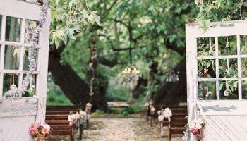 Resultado de imagen de bodas el el bosque